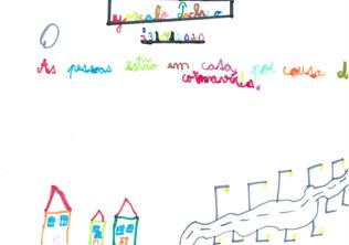 Gonçalo Antunes, 6 anos