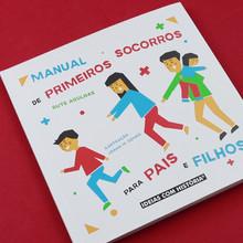 Manual de primeiros socorros para pais e filhos