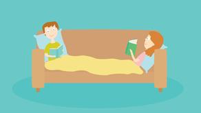 E que tal aproveitares para ler livros?
