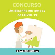 Concurso - Um desenho em tempos de COVID