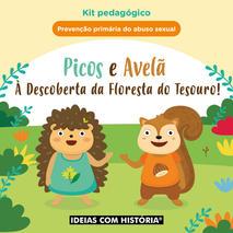 Picos e Avelã à descoberta da Floresta do Tesouro!