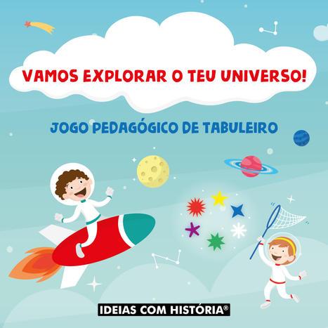 Vamos explorar o teu universo!
