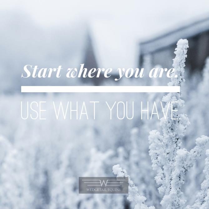 What if you already had everything you need?