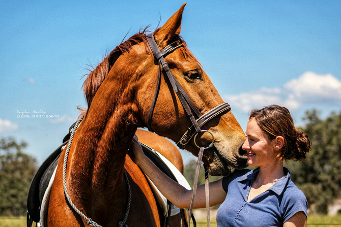 Wedgetail Equine founder, Stef Winwood featured in International Women's Day #IWD2020 feature