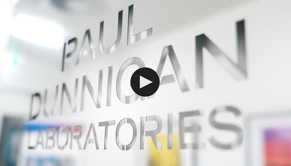 Paul Dunnigan Labs opening