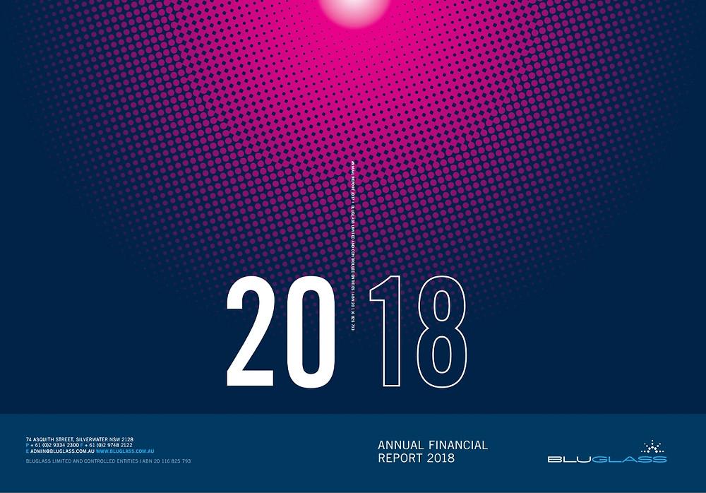 BluGlass 2018 Annual Report