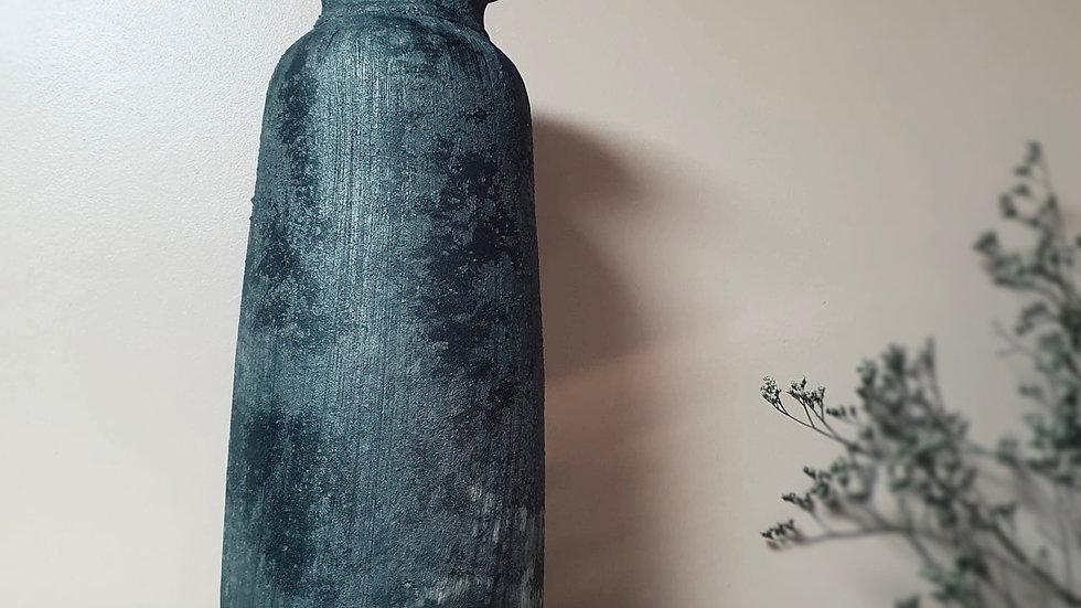 Black Bali Vase