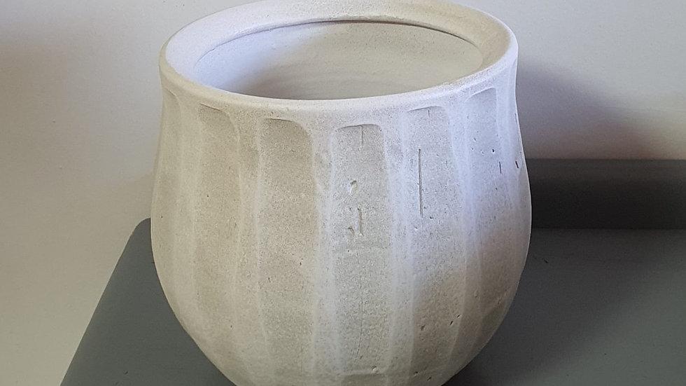 Mira Pot White