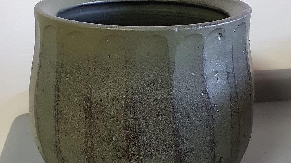 Mira Pot Green