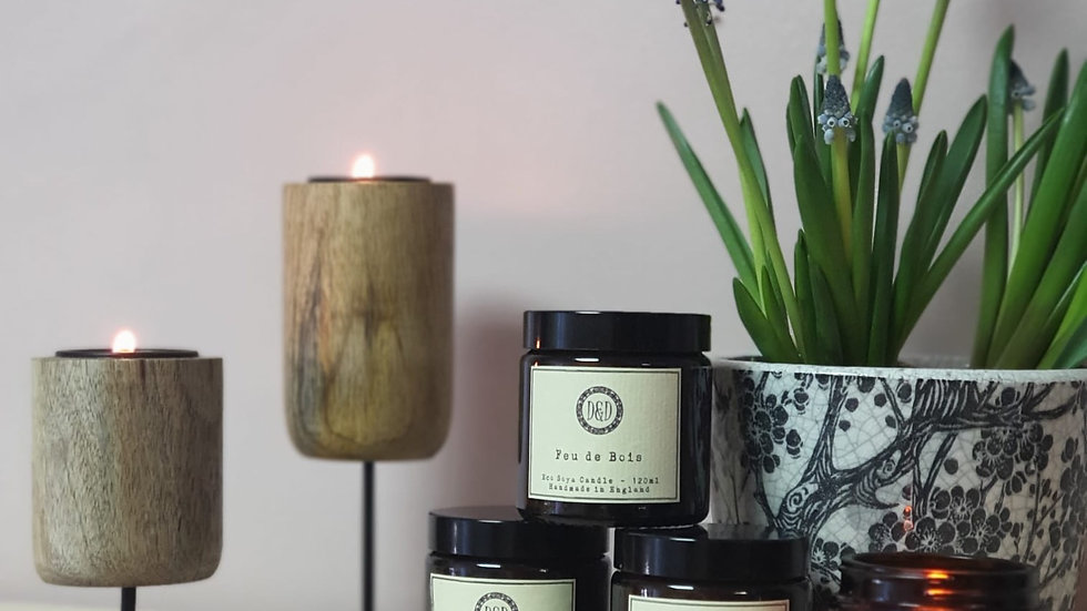 D&D Scented Candle 120ml