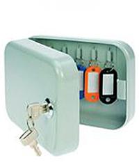 10 Key Lockable Cabinet