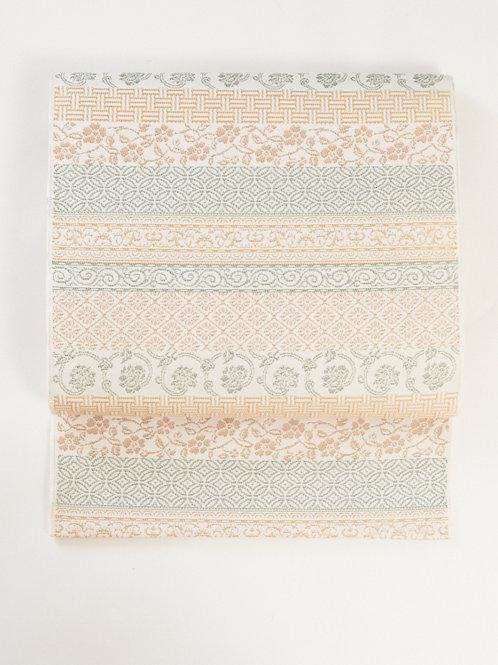 洗える帯 割付紋段-8409 予約
