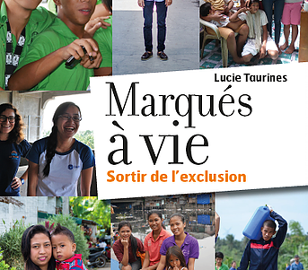 "1st Book Release by Y4CN : ""Marqués à Vie"" by Lucie Taurines"