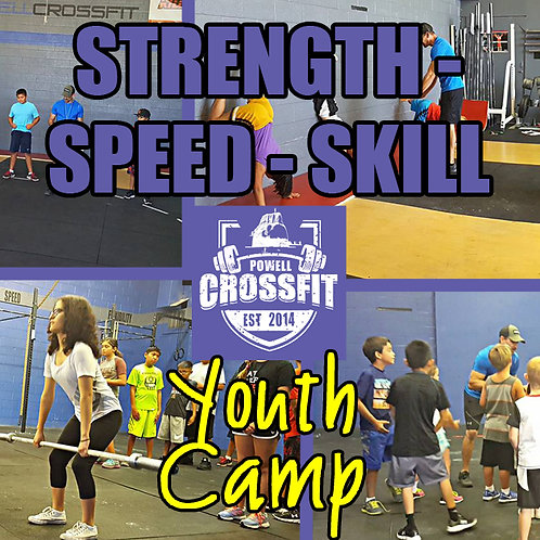 Youth Weightlifting 5th-8th grade