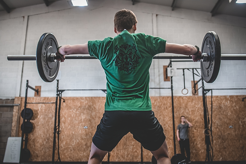 Strength and Weightlifting Program ages 10-14 - 3 Week Sessions