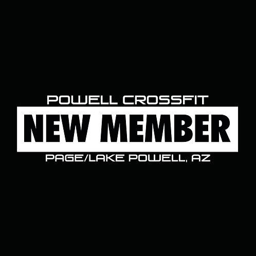 CrossFit New Member