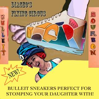 Bulleit shoes do not make everything better.