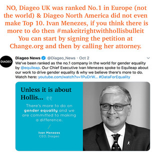 Diageo CEO #dobetter