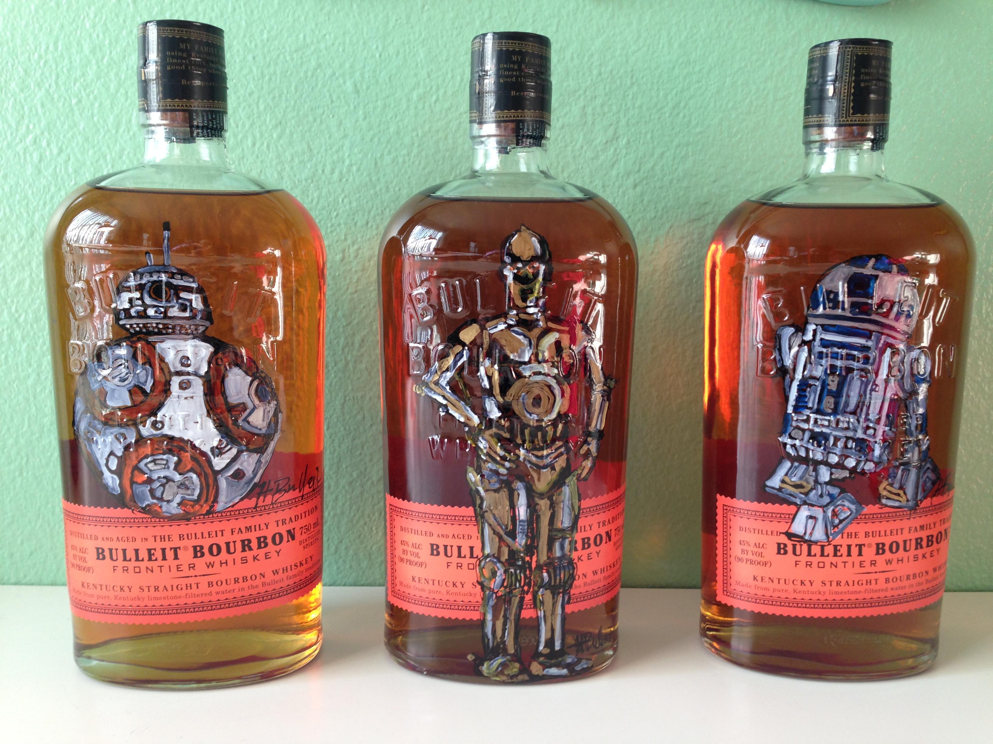 Rocky's Rebellion bottles