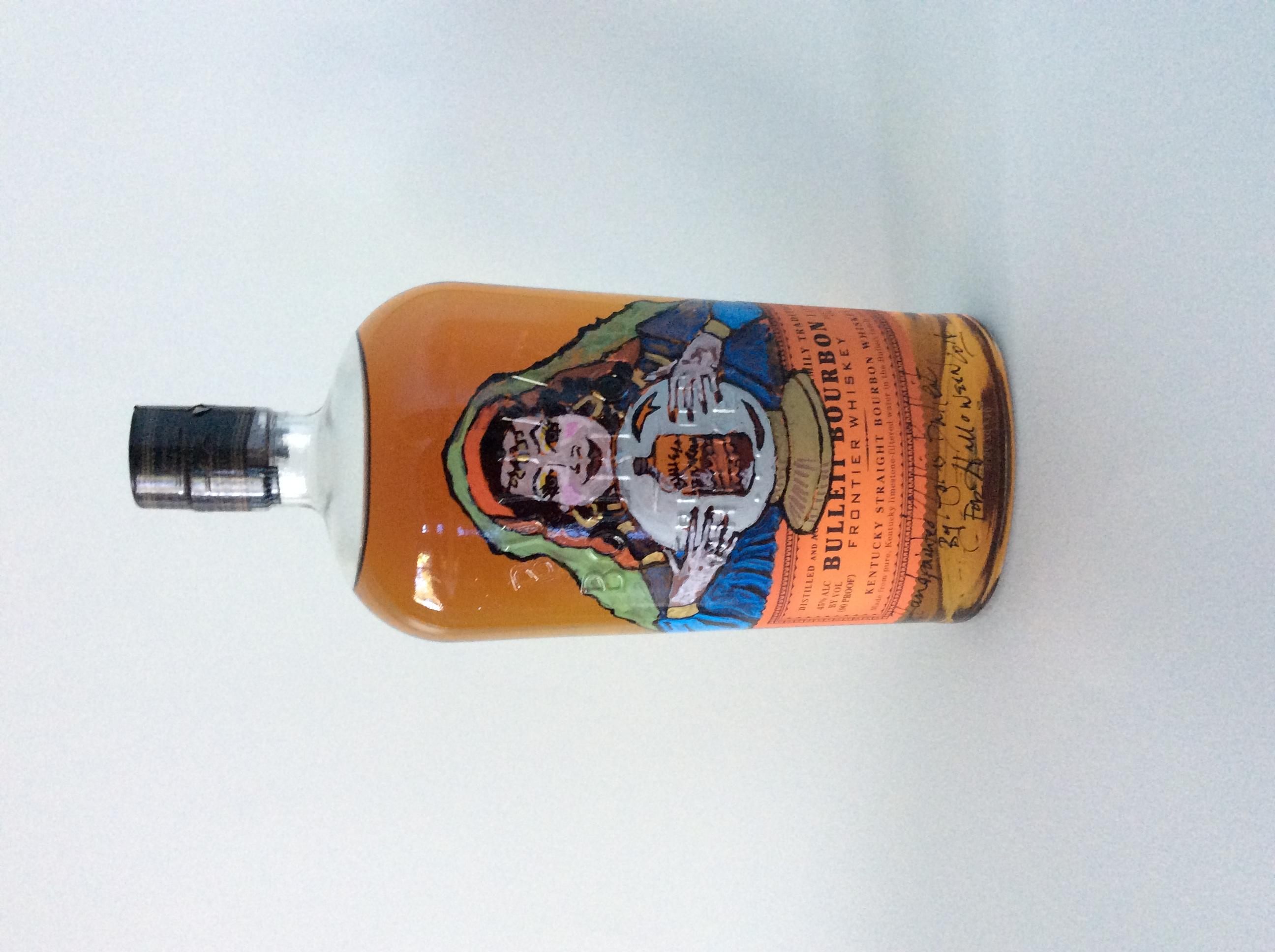 Halloween 2016 Bottle
