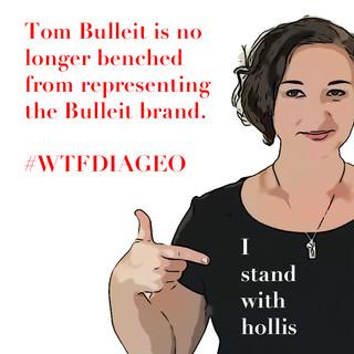 Diageo chooses Tom Bulleit