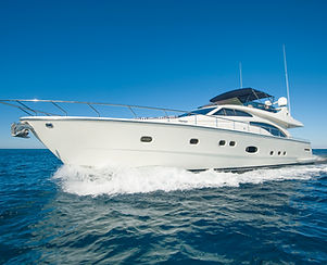 Private Luxury Motor Yacht