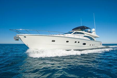 Luxury Motor Yacht from Gol Coast Boatz