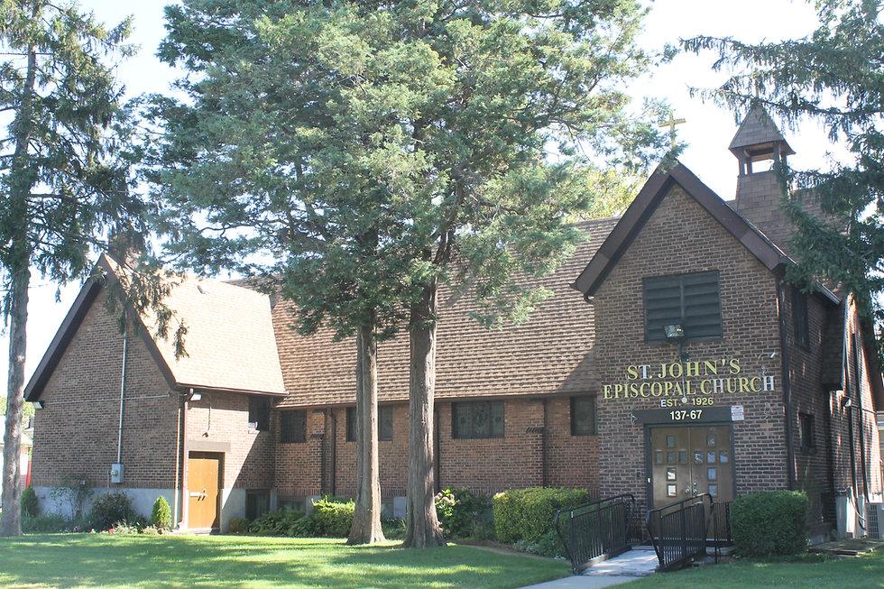 St John's Episcopal Church, Springfield Gardens, Queens, NY 11413