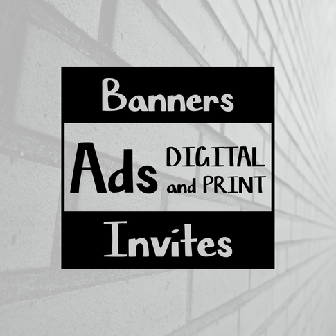 Banners, Ads and Invites