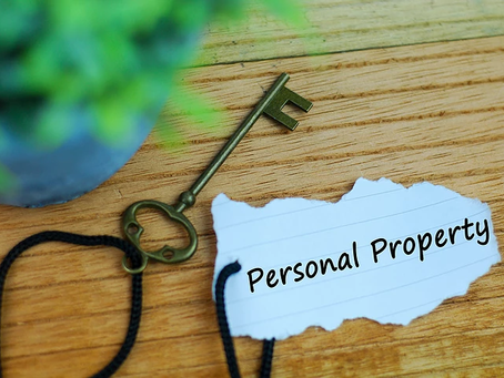 What is Exempt Personal Property?