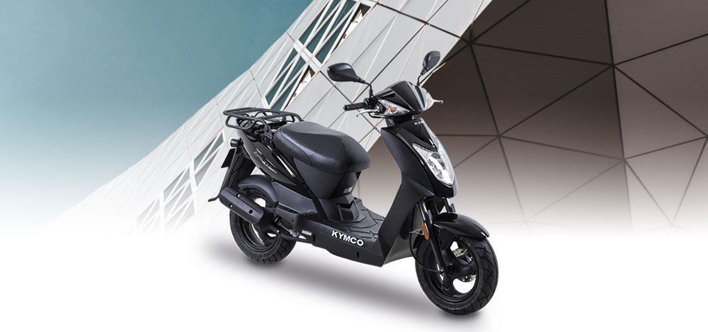 Kymco Delivery