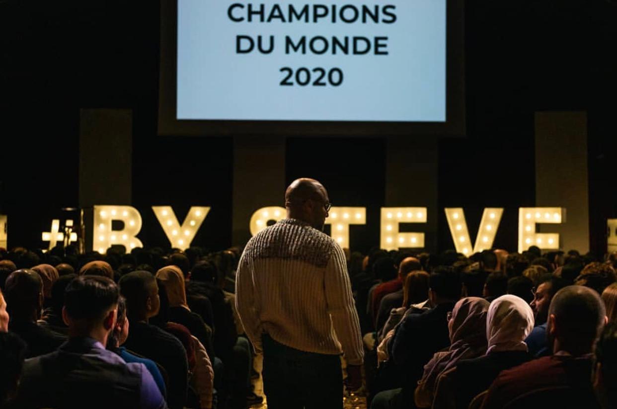 BY STEVE