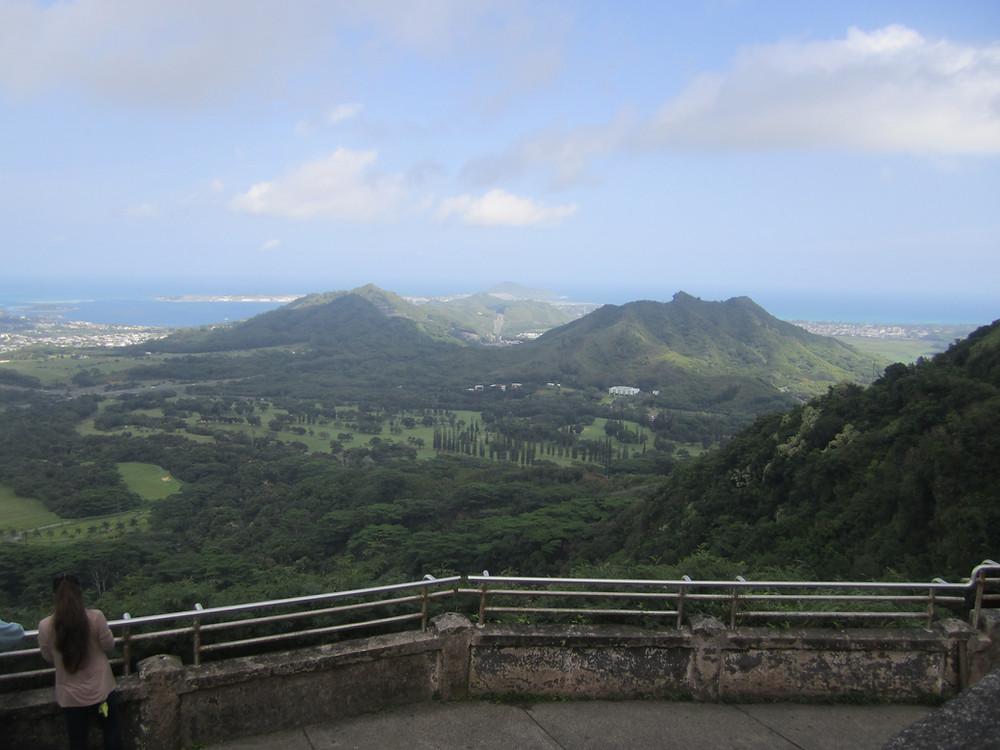 תצפית על הונולולו, הוואי
