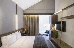20m2 Minimal Hotel Room