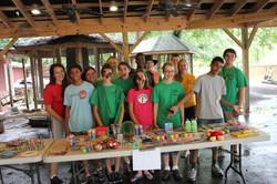 Bible camp team!!!