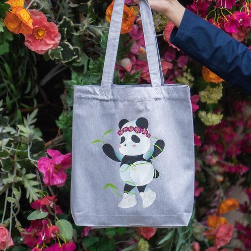 Full Panda Tote Bag
