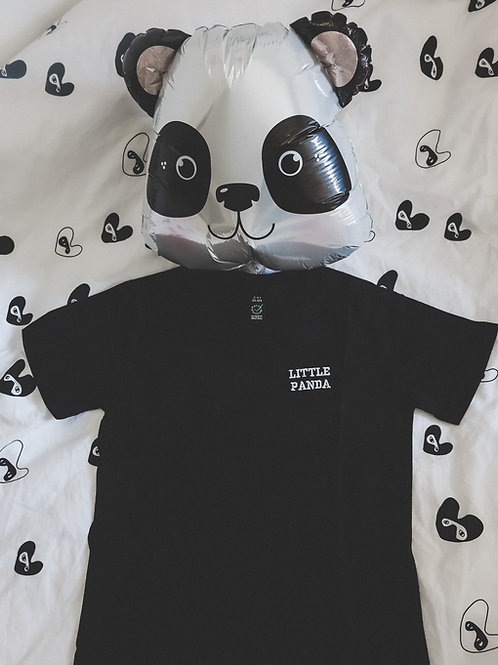 Little Panda Family Tee