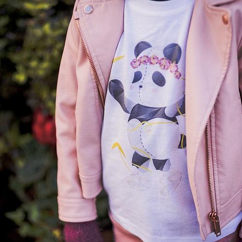 Princess Full Panda Top