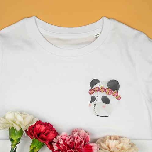 Princess Chest Panda Top