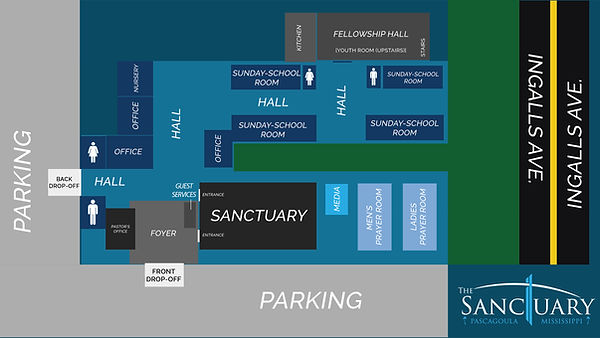 Click to view our site map