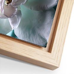 Acrylic mounted on Floater Frame