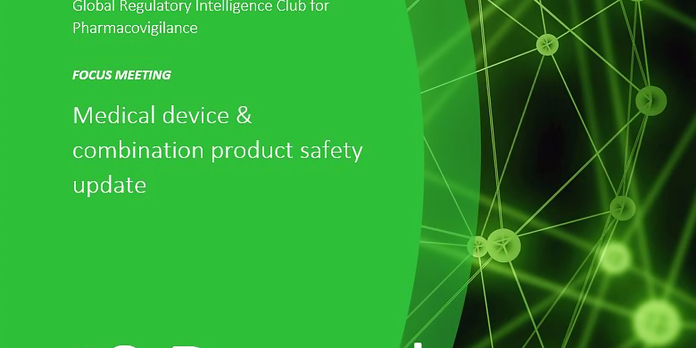 Medical device & combination product safety update