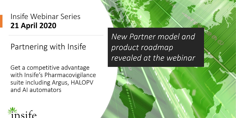 Partnering with Insife