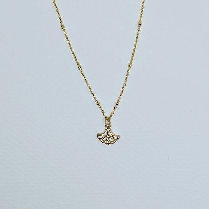 K10 Anchor Necklace