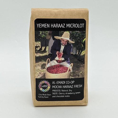 Mocha Haraaz Fresh  Coffee