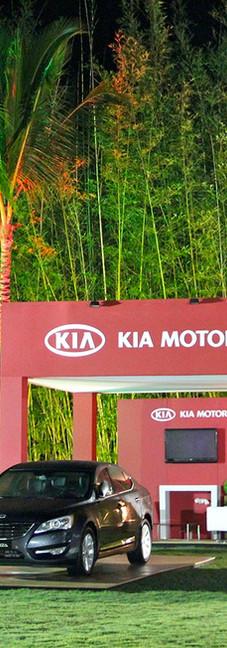 Evento Corporativo Kia Motors