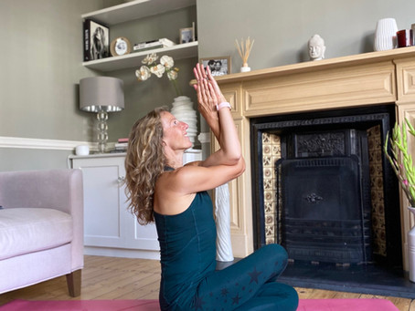 5 YOGA TIPS FOR HOME SCHOOLING