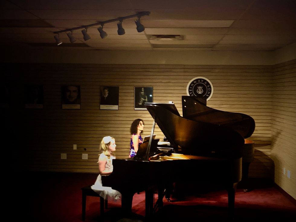 Jacobs Music Cherry Hill, NJ Student Recital 2019