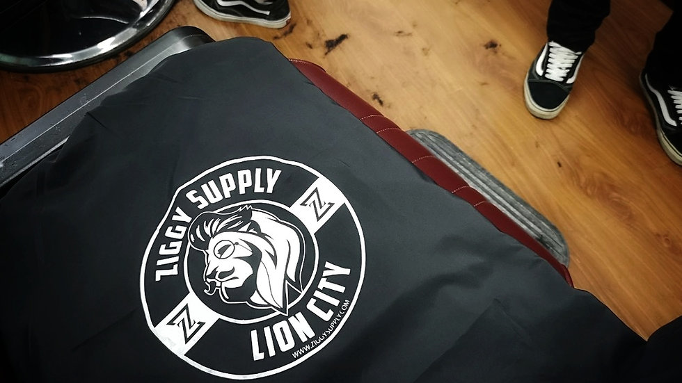 Ziggy Supply Barber Cape
