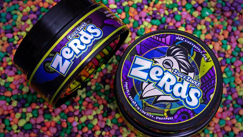 Zerds Matte Paste by Ziggy Zonka